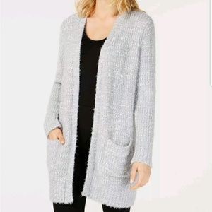 INC INTERNATIONAL CONCEPTS NWT cardigan sweater L